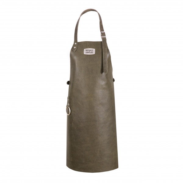 The Savage Collection Apron Green
