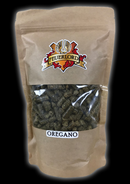 Oregano Kräuterpellets