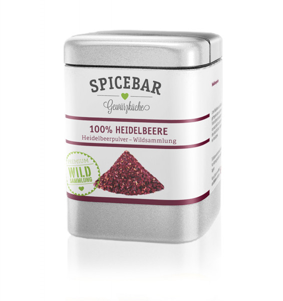 Spicebar Heidelbeerpulver