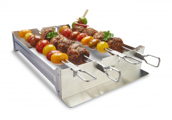 Kebab Rack Spiesse Set