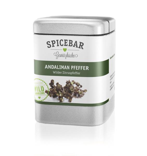 Spicebar Andaliman Pfeffer, ganz
