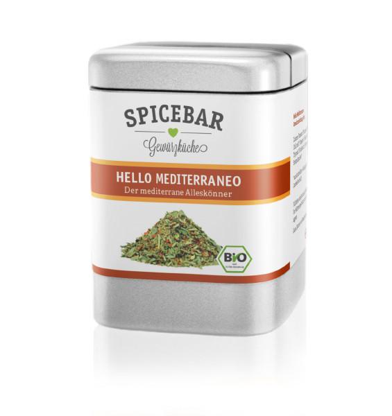 Spicebar Hello Mediterraneo - Bio