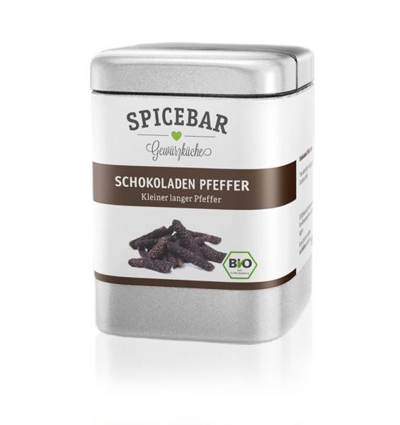 Spicebar Schokoladenpfeffer, ganz - Bio