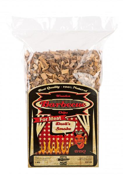 Axtschlag Wood Smoking Chips - Devil´s Smoke