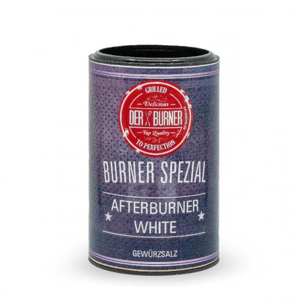 Burner Spezial Afterburner White