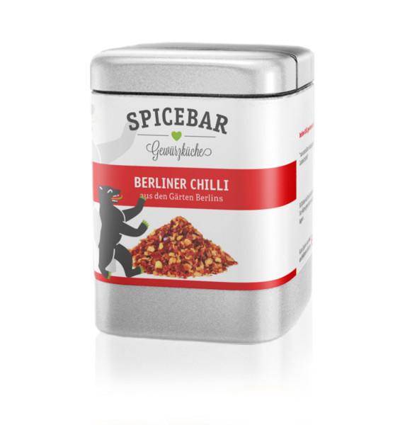 Spicebar Berliner Chili, Pulver - Bio