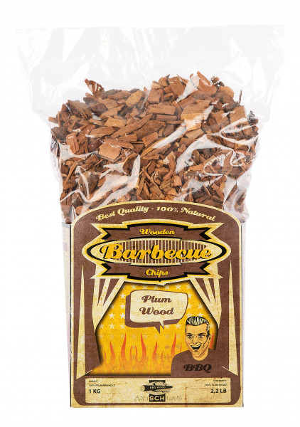 Axtschlag Wood Smoking Chips - Pflaume