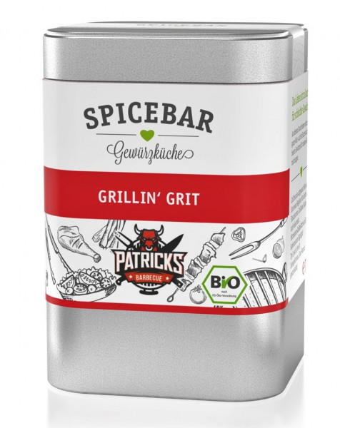 Spicebar Grillin'Grit