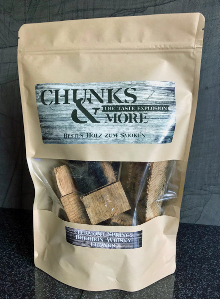 Clermont Springs Bourbon Whisky Chunks
