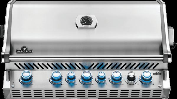 Einbau Prestige Pro665 Erdgas