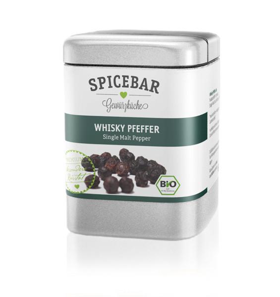 Spicebar Whiskypfeffer, ganz - Bio