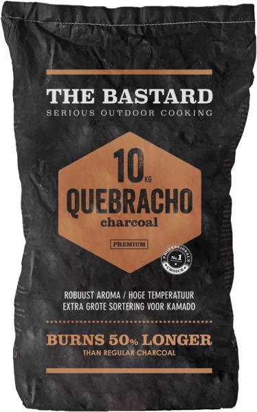 Holzkohle Paraguay Quebracho 10 kg