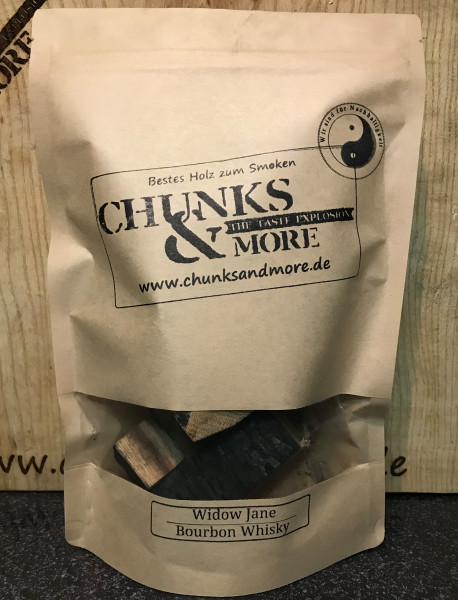 Widow Jane Bourbon Whisky Chunks