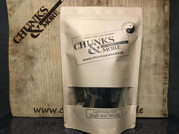 Laphroaig Islay Single Malt Whisky Chunks