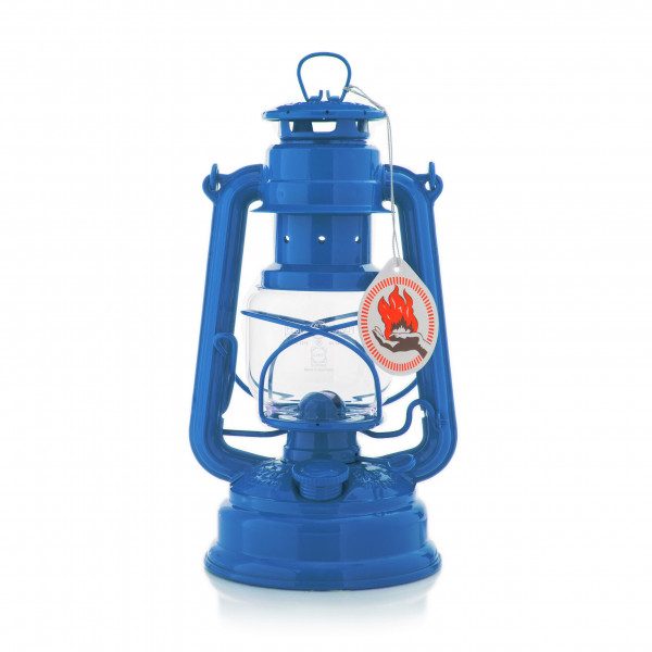 Sturmlaterne Feuerhand 276 Brillantblau
