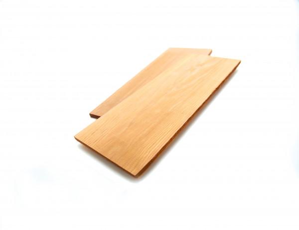 Zedern Holzplanke 19cm