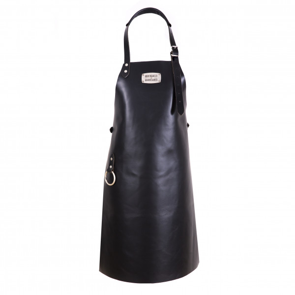 The Classic Collection Classic Apron Black