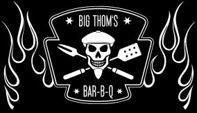Logo Big Thom's Bar-B-Q
