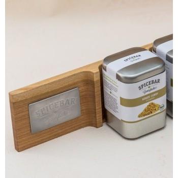 Spicebar Gewürzregal -Magnetisch- 10er Kirsche