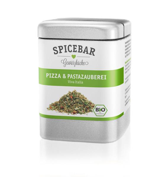 Spicebar Pizza & Pastazauberei - Bio