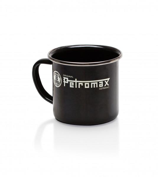 Petromax Emaille-Becher schwarz