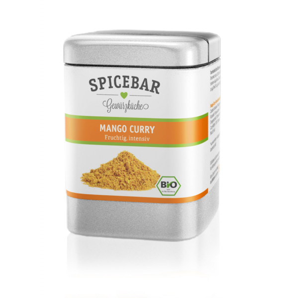 Spicebar Mango Curry - Bio