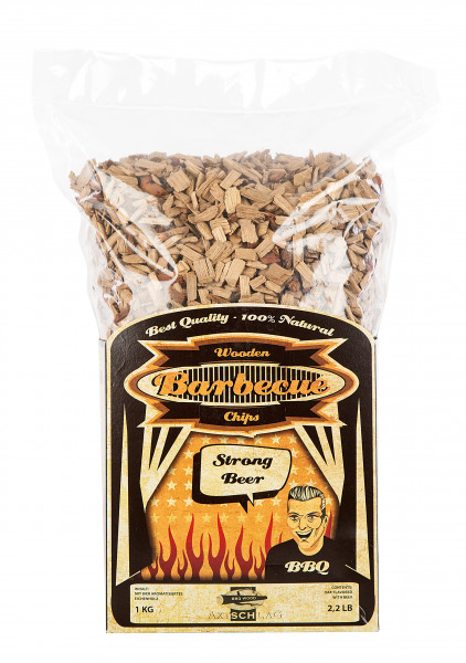 Axtschlag Wood Smoking Chips - Strong Beer