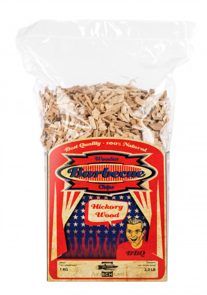 Axtschlag Wood Smoking Chips - Hickory