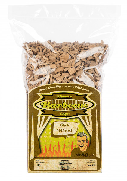 Axtschlag Wood Smoking Chips - Eiche