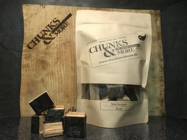 Martinique Rum Chunks