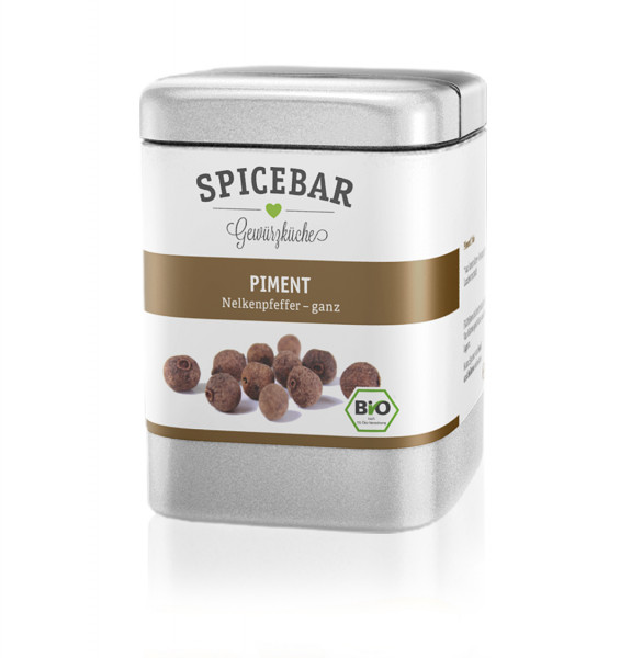 Spicebar Piment Nelkenpfeffer, ganz - Bio