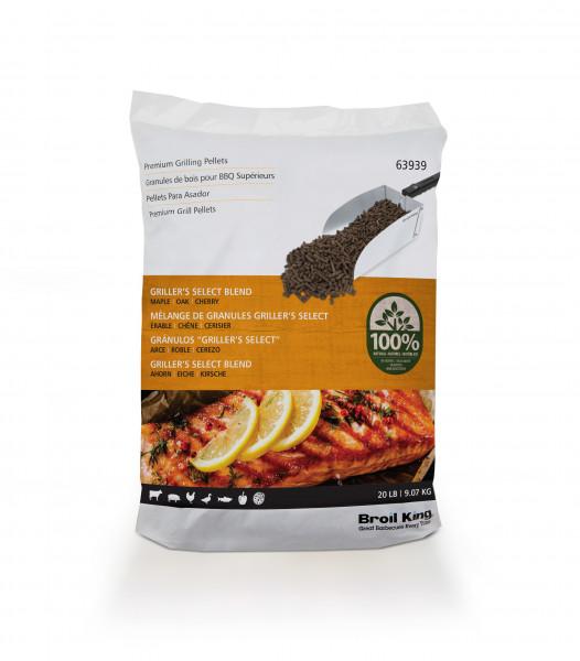 Premium Grill Pellets / Griller's Select Blend