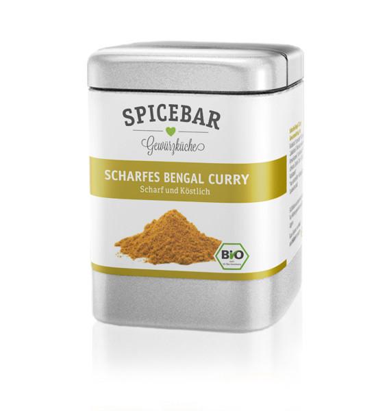 Spicebar Scharfes Bengal Curry - Bio