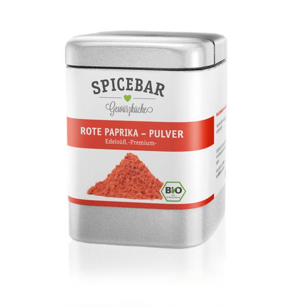 Spicebar Paprika edelsüß, Pulver - Bio