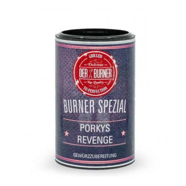 Burner Spezial Porkys Revenge