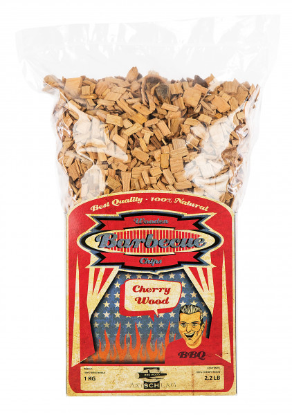Axtschlag Wood Smoking Chips - Kirsch