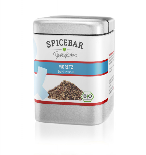 Spicebar Moritz - Bio