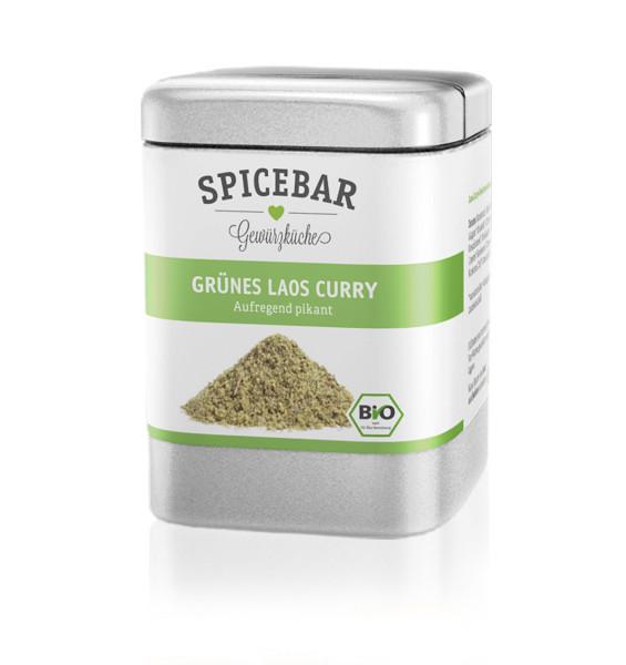 Spicebar Grünes Laos Curry - Bio