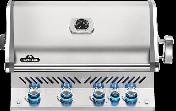 Einbau Prestige Pro500 Erdgas