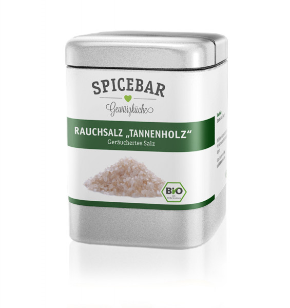 "Spicebar Rauchsalz ""Tannenholz"""