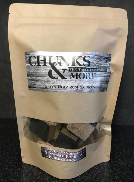 Chattanooga Tennessee Bourbon Whisky Chunks