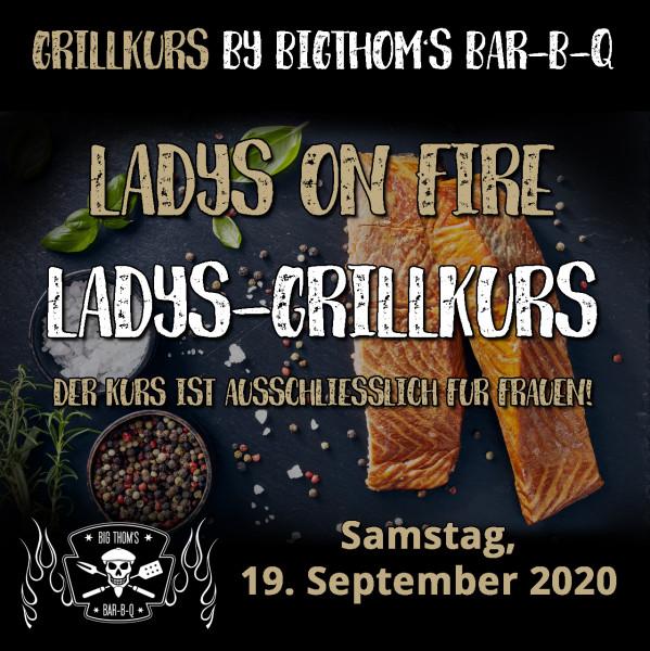 Ladys on Fire - Der Ladys-Grillkurs