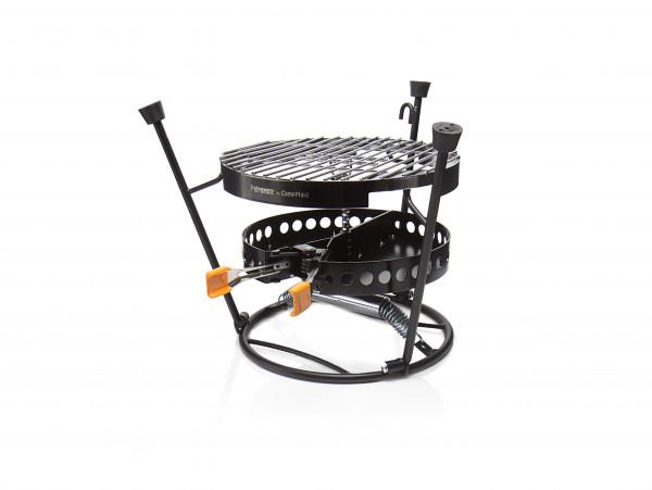 Petromax Pro-ft Set 3-tlg. (pro-coal/pro-grill/pro-hold)