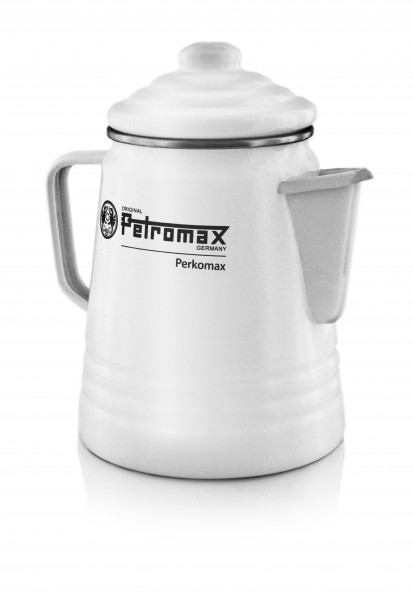 Petromax Tee- und Kaffee-Perkolator weiss