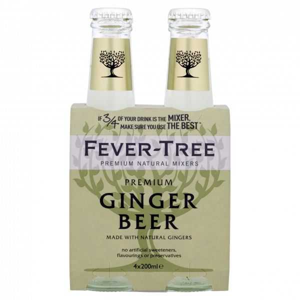 Ginger Beer 20cl 4er-Pack