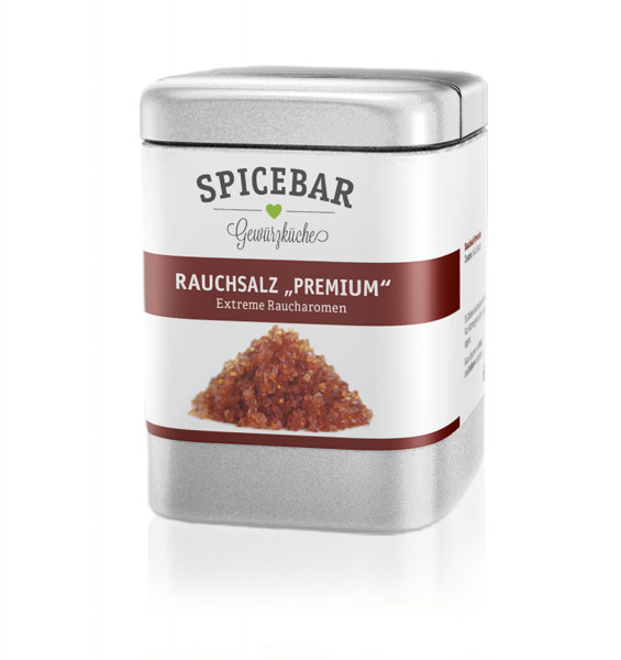 "Spicebar Rauchsalz ""Extrem""-Premium, grob"
