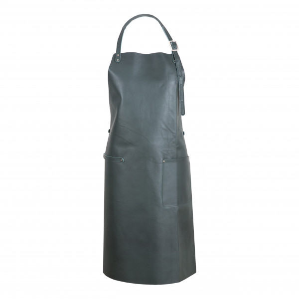 The Identity Collection Apron Basil
