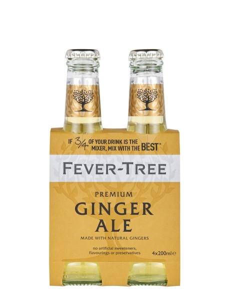 Ginger Ale 20cl 4er-Pack