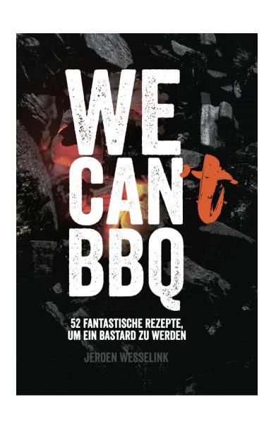 """Kochbuch """"WE CAN BBQ"""""""