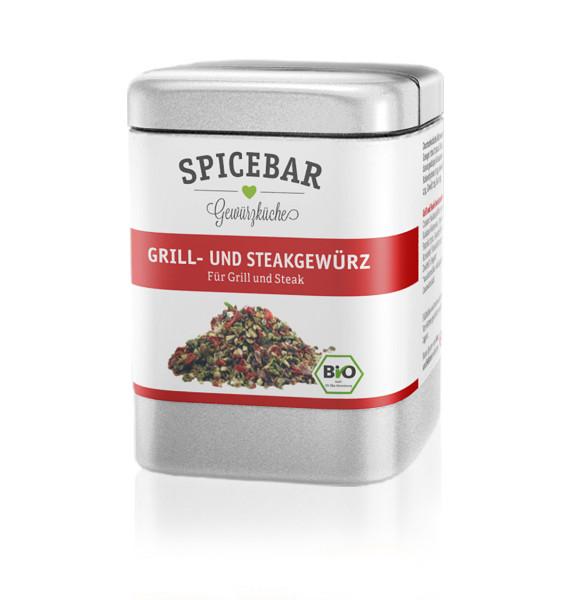 Spicebar Grill- und Steakgewürz - Bio